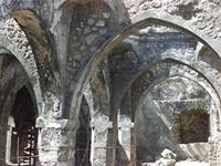 Photogrammetric image of the large extension of the Great Mosque in Kilwa Kisiwani, Tanzania