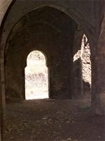 Photogrammetric image inside the large extension on the west side of the Great Mosque in Kilwa Kisiwani, Tanzania