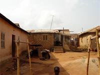 Images of the village near Kumasi, Ghana