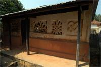 Image of Patakro Shrine near Kumasi, Ghana