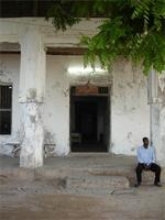 Image of Kenya Ports Authority in Lamu Town, Kenya