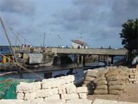 Image of New Jetty in Lamu Town, Kenya