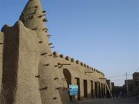Image of Djingereyber Mosque in Timbuktu, Mali