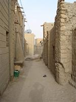 Image of the streets of Timbuktu, Mali