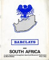 Barclays and South Africa