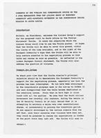Comments by the Foreign and Commonwealth Office on the 5 June Memorandum from the Liaison Group of European Community Anti-Apartheid Movements of the Forthcoming Troika Mission to South Africa