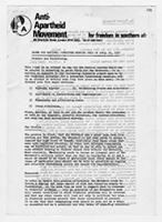 Paper for National Committee Meeting Held on April 25 1977: Finance and Fundraising