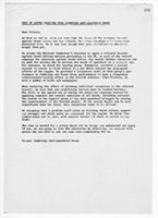 Text of Letter Received from Cambridge Anti-Apartheid Group