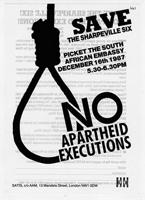 Save the Sharpeville Six