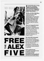 Free the Alex Five! Stop the Repression of Trade Unionists!