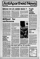 Anti-Apartheid News, April 1969