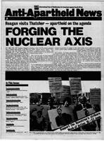 Anti-Apartheid News, June 1982