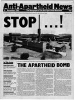 Anti-Apartheid News, November 1983