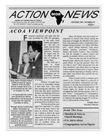 ACOA action news, No. 35