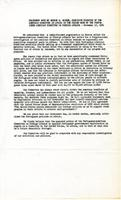 Statement made by George M. Houser, Executive Director of the American Committee on Africa on the charges made by the Portuguese American Committee on Foreign Affairs, with attachment