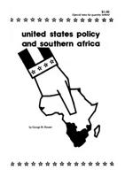 United States Policy and Southern Africa