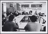 Part 02, South Africans in the Netherlands: Public Hearing on South African Aggression in Southern Africa, Amsterdam, December 1983 [1].
