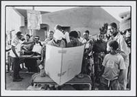 Part 09, South Africa 1994 elections: voter education in Soweto, April 1994 [1].