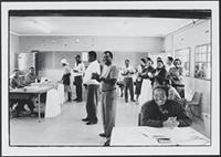 Part 09, South Africa 1994 elections: voting in Johannesburg, April 1994 [4].
