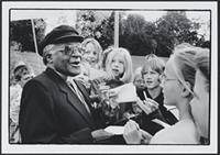 Part 04, AWEPAA activities in Europe and Southern Africa: Desmond Tutu, Bonn, September 1995.