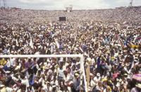 Part 10, Mozambique elections, 1994: Mozambique 1994 elections: FRELIMO pre-elections rally, Maputo, October 1994 [2].
