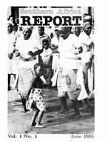 Southern Africa report, Vol. 1, No. 1
