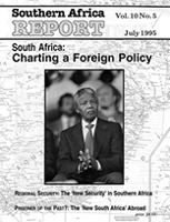 Southern Africa report, Vol. 10, No. 5