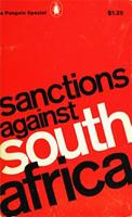 Sanctions against South Africa