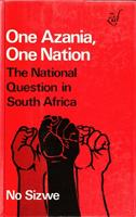 One Azania, one nation: the national question in South Africa