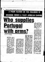 Who Supplies Portugal with Arms?