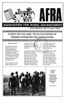 Afra newsletter, No. 12