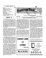 Fighting talk, Vol. 9, No. 5, May 1951