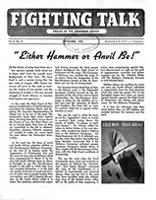 Fighting talk, Vol. 10, No. 9, Sept. 1952