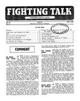 Fighting talk, Vol. 10, No. 4, May 1954