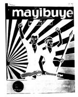 Mayibuye, Vol. 1, No. 3, 1975
