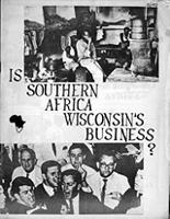 Is Southern Africa Wisconsin's business?