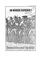 In whose defence?: Conscription and the SADF