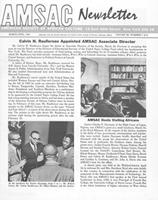 AMSAC newsletter, Vol. 3, No. 7-8