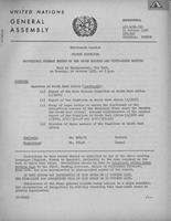 Thirteenth Session Fourth Committee Provisional summary record of the seven hundred and fifty-ninth meeting