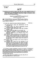 Natives Resettlement Act, No 19 of 1954