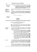 Prevention of Illegal Squatting Act, Act No. 52 of 1951