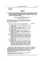 Natives Resettlement Act, Act No. 19 of 1954