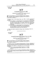 Separate Representation of Voters Amendment Act, Act No. 30 of 1956