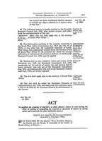 Natives (Prohibition of Interdicts) Act, Act No. 64 of 1956