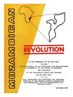 Mozambican Revolution, No. 13