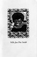 A Celebration of the Life of Dr. Nellie Jean Pitts Sindab