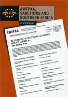 AWEPAA, sanctions and Southern Africa: a review
