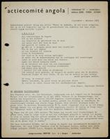 [Bulletin of the Actiecomité Angola, Sept. - Oct. 1963]