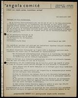 [Bulletin of the Angola Comité, May - Jul. 1964]