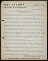 [Bulletin of the Angola Comité, Aug. - Sept. 1964]
